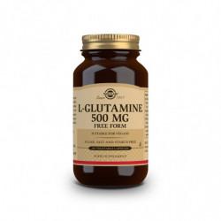 Solgar L-Glutamina 500mg 250 cápsulas