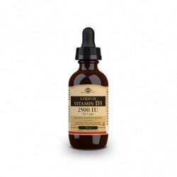 Solgar Vitamina D3 Líquida 2500UI 59 ml