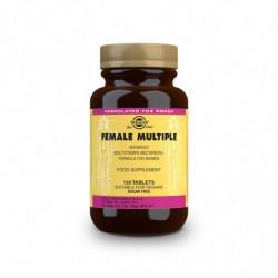 Solgar Female Múltiple 120 comprimidos