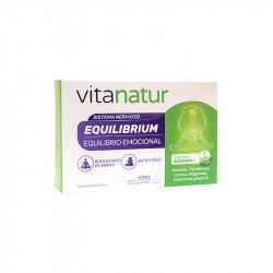 Vitanatur Equilibrium 30 Cápsulas
