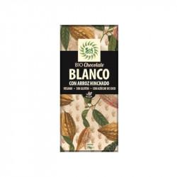 Sol Natural Chocolate Blanco con Arroz 70 gr