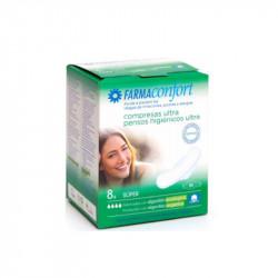 Farmaconfort Compresa Extralarga 8 unidades