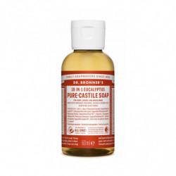 Dr. Bronner's Jabón Líquido Eucalipto 60 ml