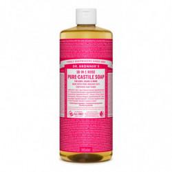 Dr. Bronner's Jabón Líquido Rosas 945 ml