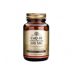 Solgar Coenzima Q10 30 perlas 200mg