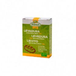 Levadura Seca Activa Sin gluten  5 x 9gr Bioreal