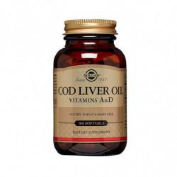 Solgar Aceite de Hígado de Bacalao 250 perlas