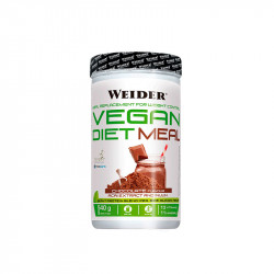 Weider Vegan Diet Meal Chocolate 540g