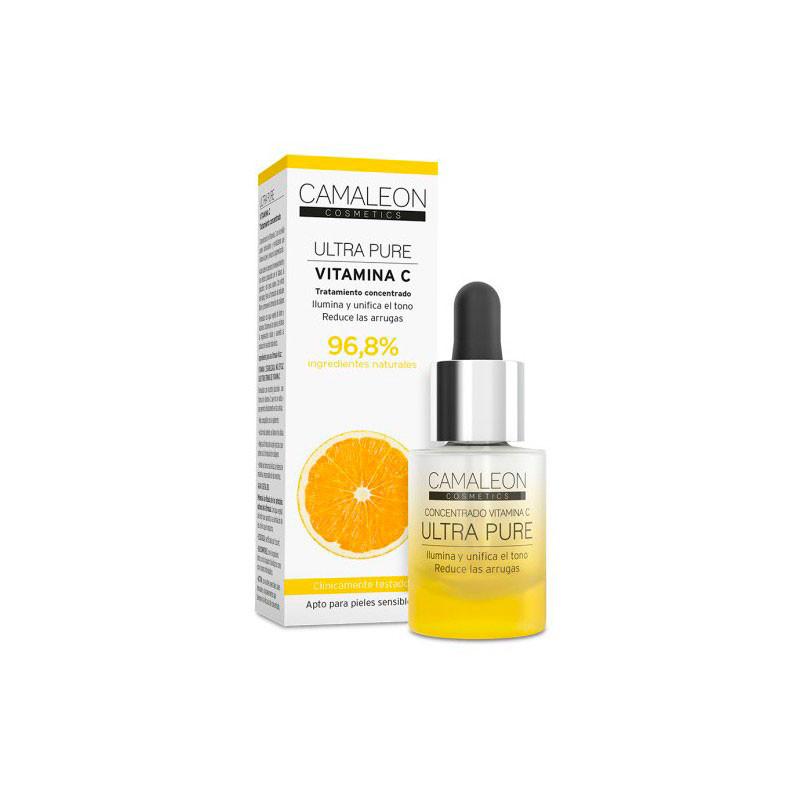 Camaleon Concentrado de Vitamina C Ultra Pure 15ml