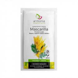 Armonía Mascarilla Capilar Tepezcohuite Monodosis (24 Uds)