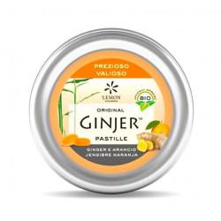 Lemon Pharma Pastillas Jengibre Naranja 40gr
