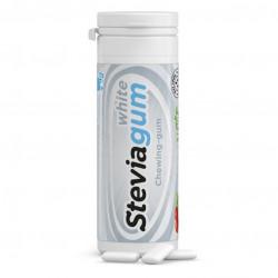 Lemon Pharma Steviagum White Menta