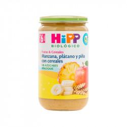 Hipp Potito Manzana Plátano Piña y Cereales 250gr