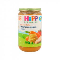 Hipp Potito Verduras Pasta y Pollo 250 gr