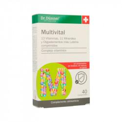 Salus Multivital 40 Comprimidos