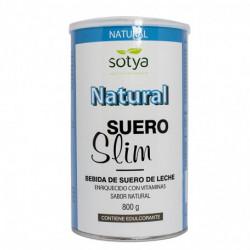 Sotya Suero de Leche Slim Natural 800gr