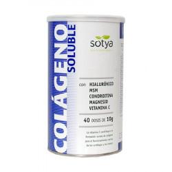 Sotya Colágeno Ácido Hialurónico MSM 400gr