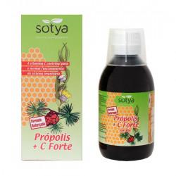 Sotya Jarabe Propóleo con Vitamina C 250ml