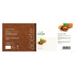 Sotya Aceite de Almendras 1 Litro