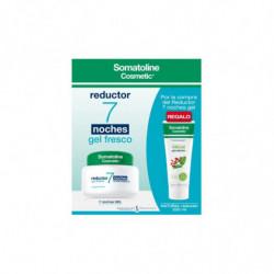 Somatoline Kit Gel Reductor 400ml + Regalo Reductor Natural 250ml