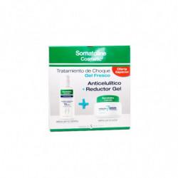 Somatoline Tratamiento de Choque Gel 400 ml + Exf. Brown Sugar 200 ml