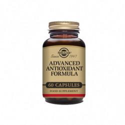 Solgar Antioxidantes Avanzados 60 Cápsulas