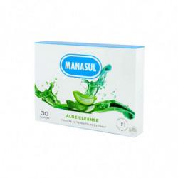 Manasul Aloe 30 comprimidos