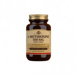 L-Metionina 30 Cápsulas 500 mg
