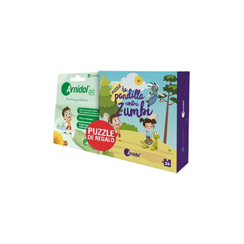 Arnidol Pic ROLL-ON 30 ml + Puzzle