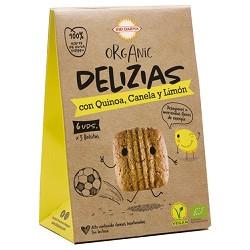 Bio Darma Mini Delizias Quinoa Canela y Limón 45 gr