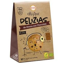 Bio Darma Mini Delizias Avena y Chocolate 45 gr
