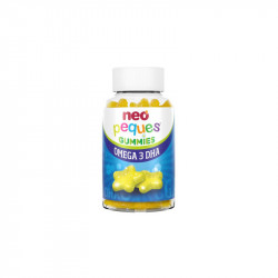 Neo Peques Omega 3 DHA 30 Caramelos Masticables