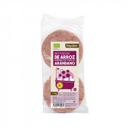 Vegalife Tortas Arroz Yogur y Arandano 100 gr