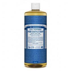 Jabón Líquido Menta Dr. Bronners 945 ml