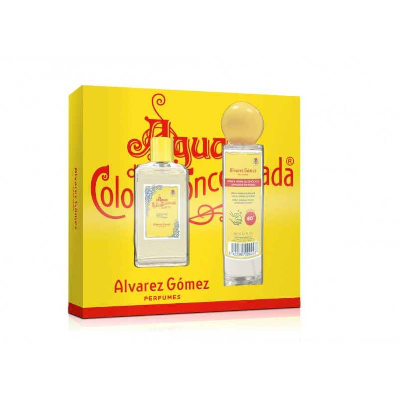 Pack Adulto Colonia 150ml + Hidroalcohólico 150ml