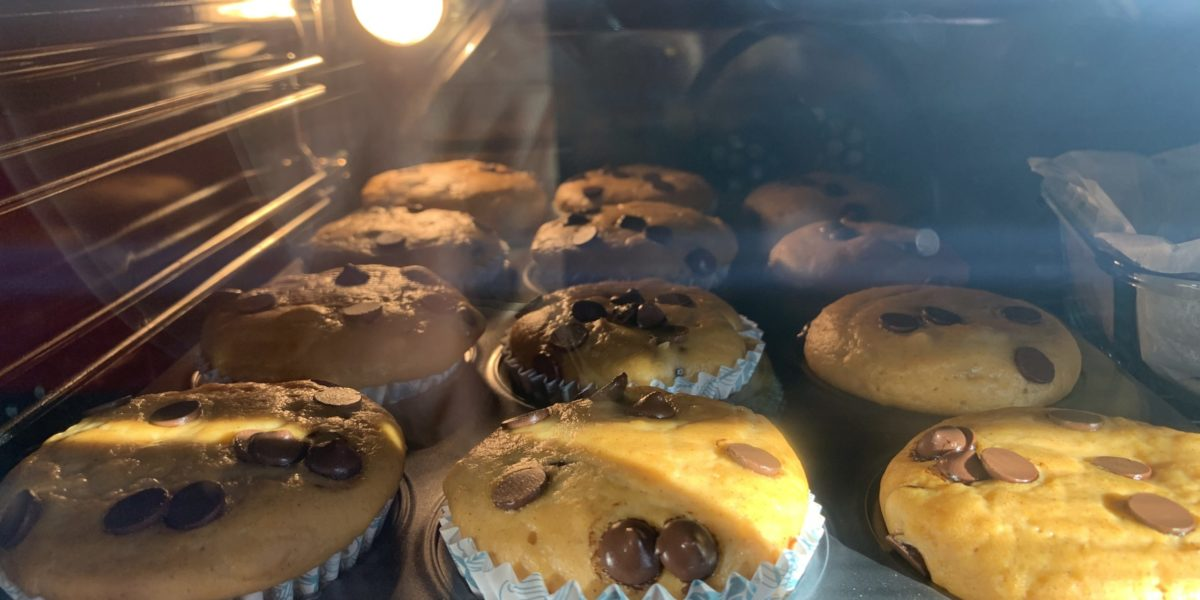 receta muffins boniato