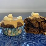 receta de muffins de boniato
