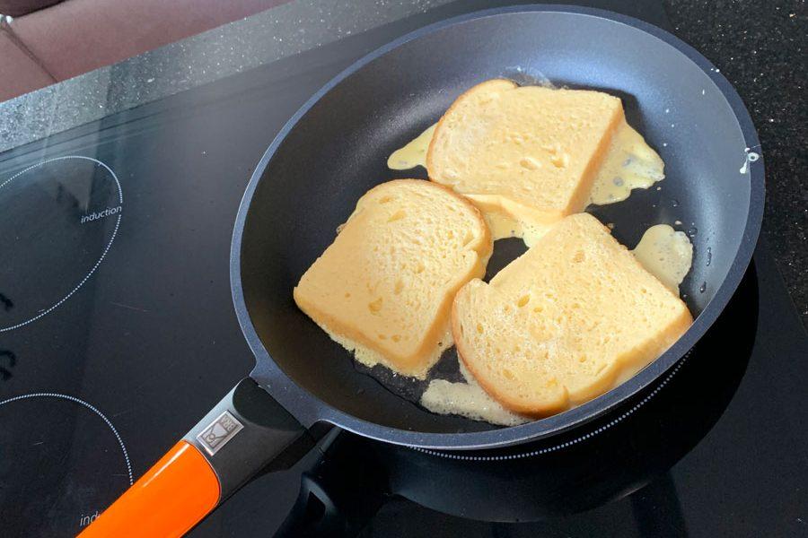 tostadas francesas receta casera