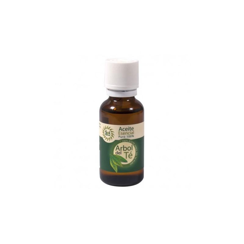 aceite del arbol del te granos